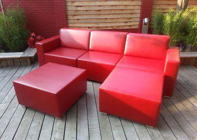Loungebank verkrijgbaar in diverse kleuren