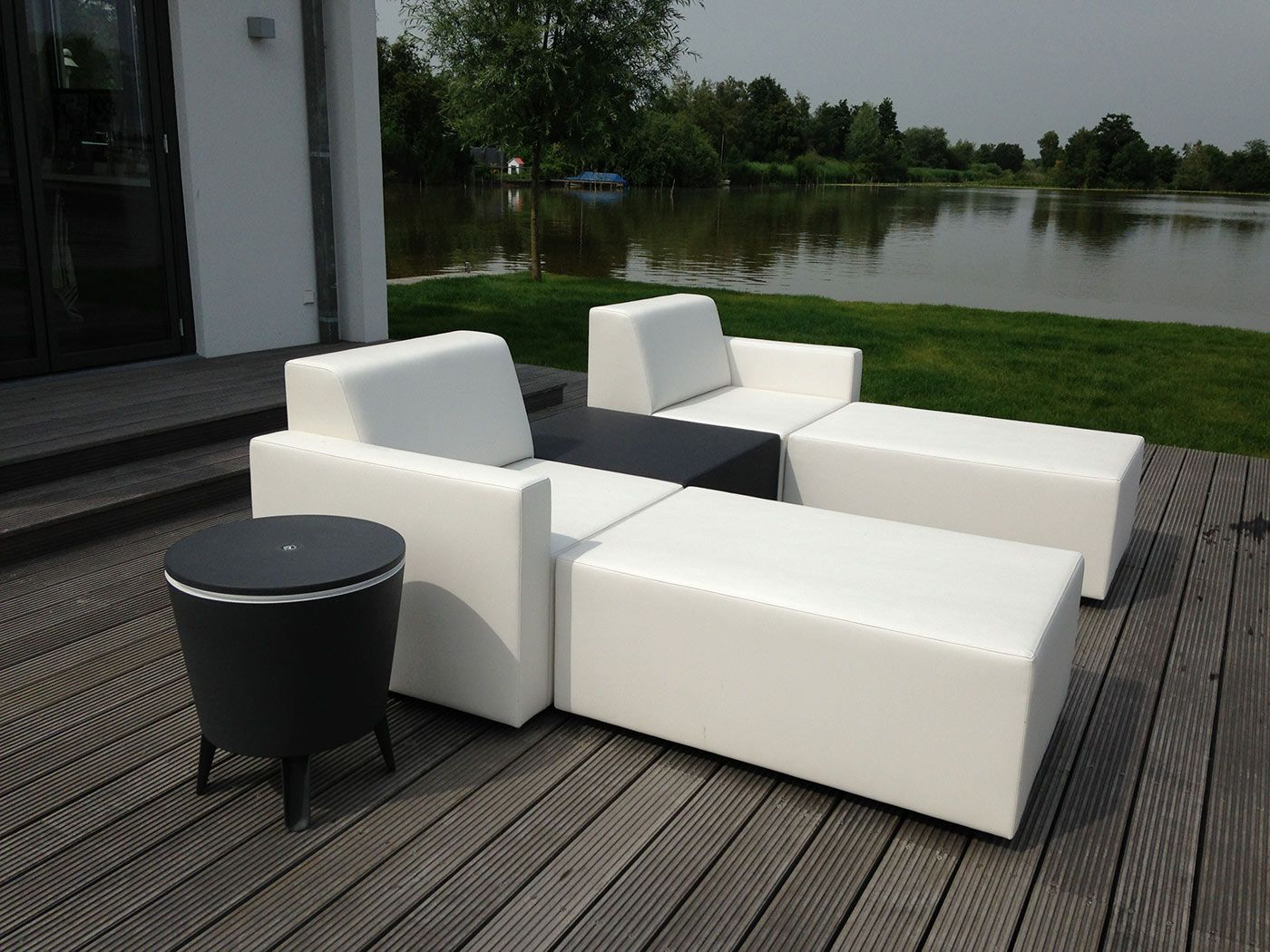 Luxe lounge stoelen